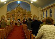 St. Andrew/St. Nicholas Vespers at St. John's Church